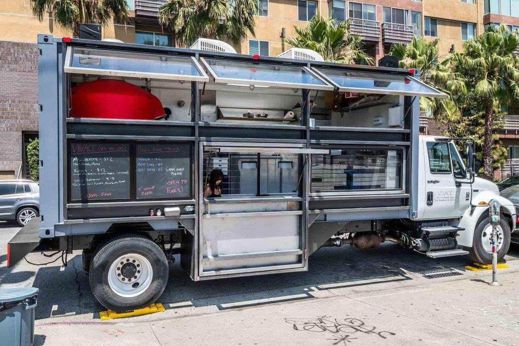 food truck manufacturers california